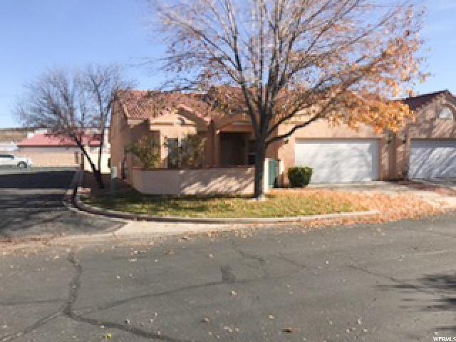 1186 E 900 S #56, St. George, UT 84770 (MLS #1571976) :: Lawson Real Estate Team - Engel & Völkers