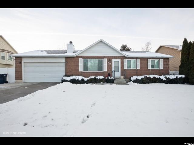 888 E Dupler Rd S, Sandy, UT 84094 (#1571989) :: Action Team Realty