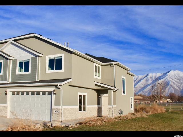 307 S Spanish Trails Blvd W, Spanish Fork, UT 84660 (#1572026) :: RE/MAX Equity