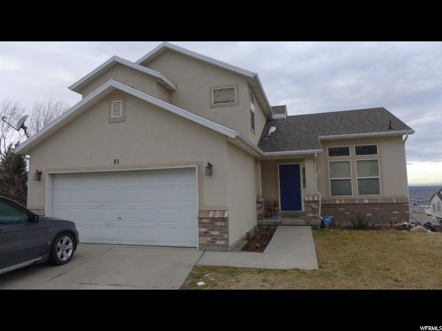91 E Kaysville Ct, Draper, UT 84020 (#1572039) :: Action Team Realty