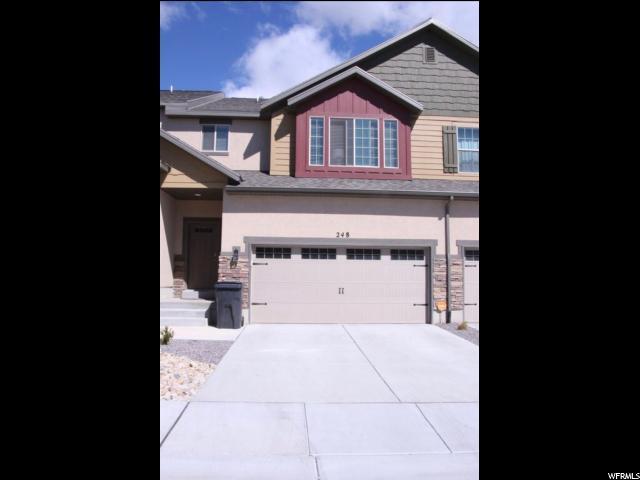 248 E Bridgewater Ln, Saratoga Springs, UT 84045 (#1572042) :: RE/MAX Equity