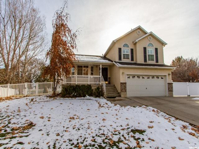 874 Beck Ct, Saratoga Springs, UT 84043 (#1572051) :: Action Team Realty