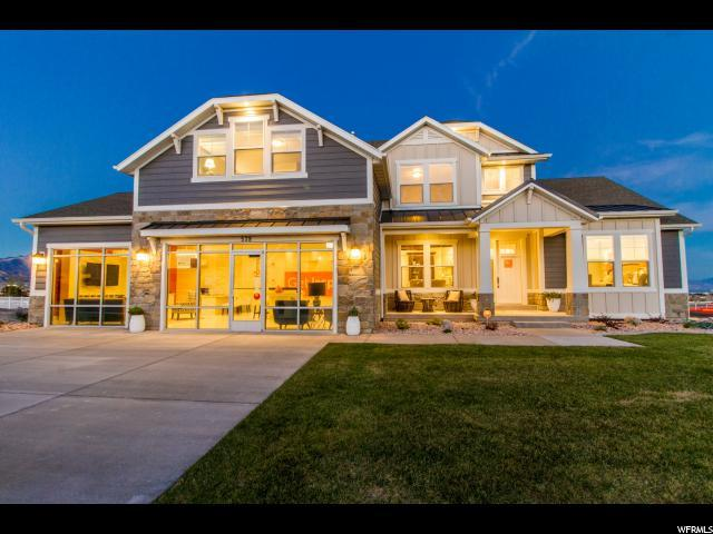 538 N Trek Rd #1, Saratoga Springs, UT 84045 (#1572074) :: The Fields Team