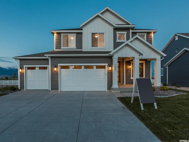 546 N Trek Rd #2, Saratoga Springs, UT 84045 (#1572075) :: The Fields Team