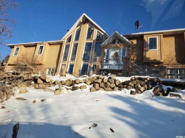 15101 Step Mountain Rd, Herriman, UT 84096 (#1572100) :: Big Key Real Estate
