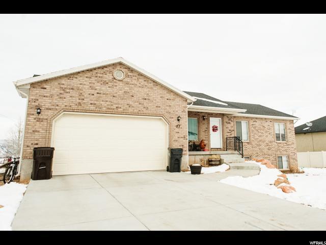 27 E 750 N, Henefer, UT 84033 (MLS #1572102) :: High Country Properties