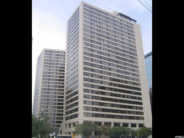 44 W 300 S 806 S, Salt Lake City, UT 84101 (#1572123) :: Colemere Realty Associates
