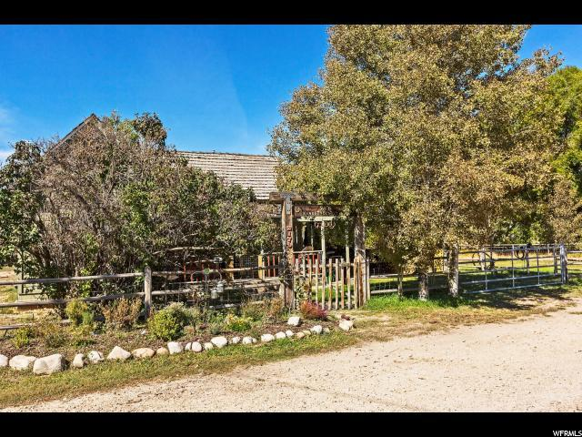 2170 S State Road 32 E, Coalville, UT 84017 (MLS #1572134) :: High Country Properties