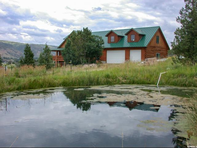 4180 S Woodland View Dr, Kamas, UT 84036 (MLS #1572146) :: High Country Properties