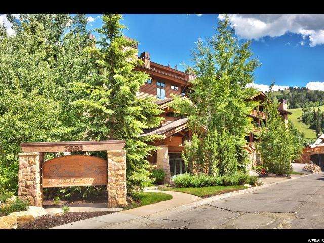 7660 Royal St #103, Park City, UT 84060 (#1572152) :: Big Key Real Estate