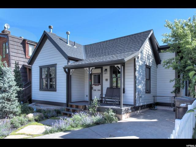 1280 Park Ave A, Park City, UT 84060 (#1572154) :: Bustos Real Estate | Keller Williams Utah Realtors