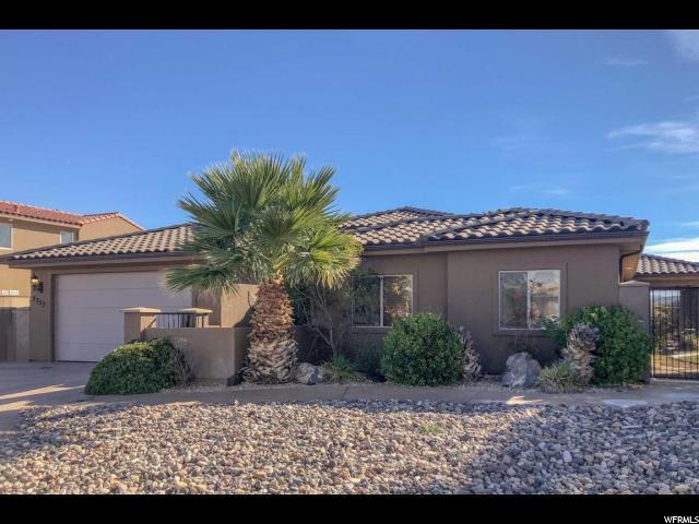 2353 Malaga Ave, Santa Clara, UT 84765 (MLS #1572210) :: Lawson Real Estate Team - Engel & Völkers