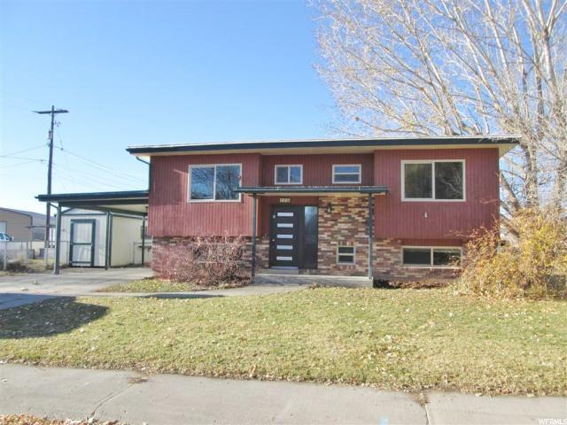 175 S Dale Ave, Vernal, UT 84078 (MLS #1572230) :: Lawson Real Estate Team - Engel & Völkers