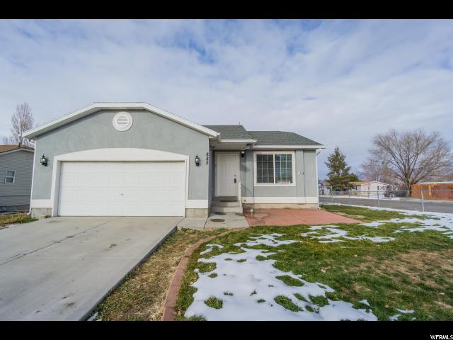 882 W 580 S, Tooele, UT 84074 (#1572235) :: RE/MAX Equity
