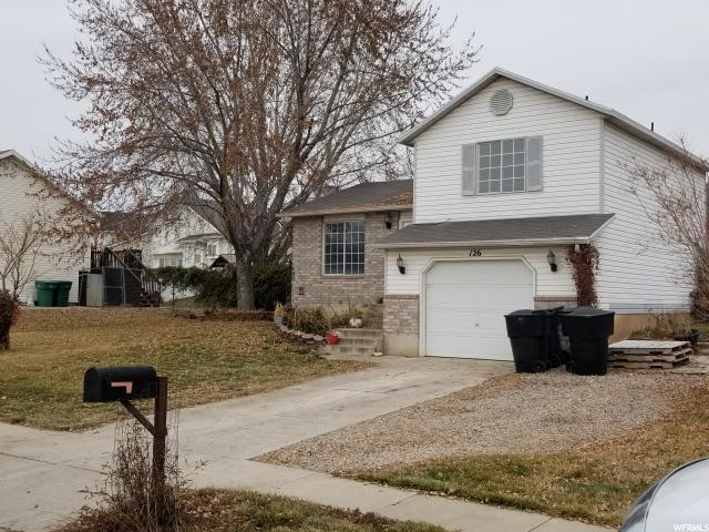 126 S 500 W, Clearfield, UT 84015 (#1572237) :: RE/MAX Equity