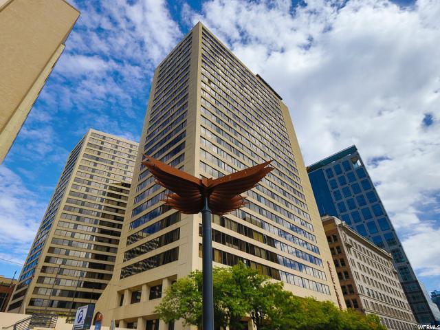 48 W 300 S 305 N, Salt Lake City, UT 84101 (#1572282) :: Big Key Real Estate
