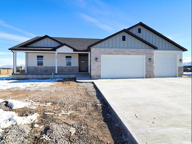 309 S Carriage Ln, Grantsville, UT 84029 (#1572505) :: The Fields Team