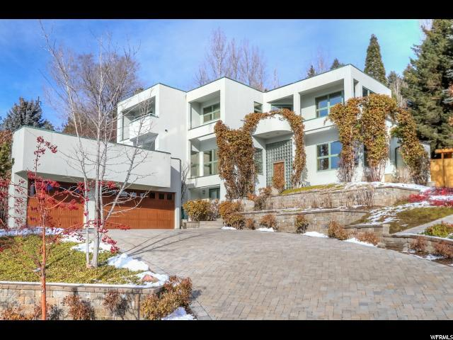 1611 Federal Heights Dr, Salt Lake City, UT 84103 (#1572516) :: Colemere Realty Associates