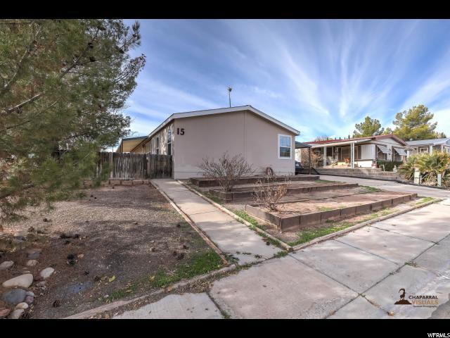 15 Rickie Rd, Washington, UT 84780 (#1572568) :: Big Key Real Estate