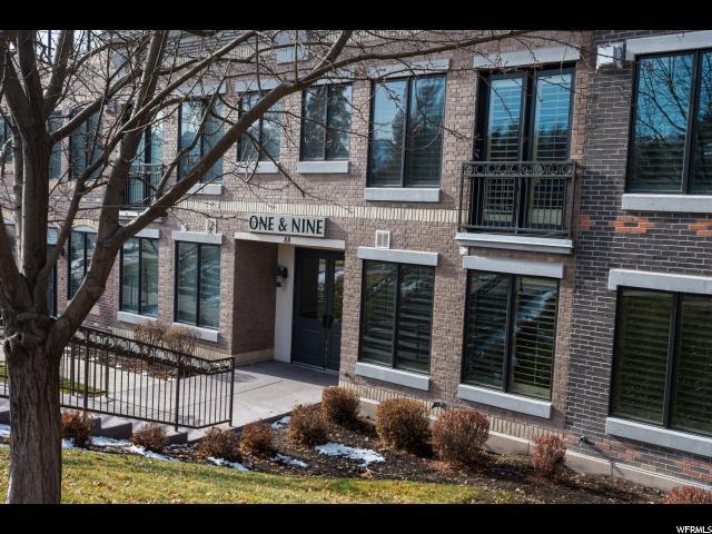 88 S 900 E #105, Salt Lake City, UT 84102 (#1572660) :: Powerhouse Team   Premier Real Estate
