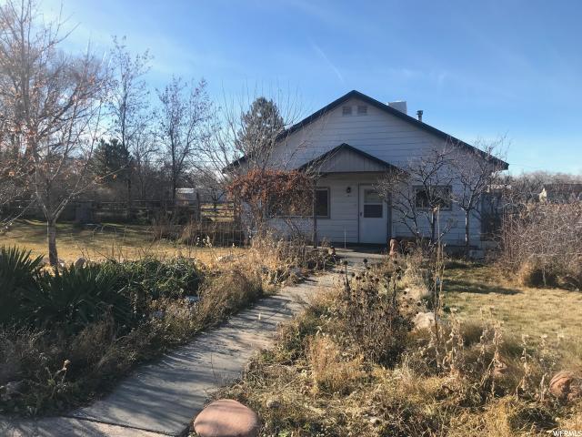 365 N 100 W, Fillmore, UT 84631 (#1572670) :: Big Key Real Estate