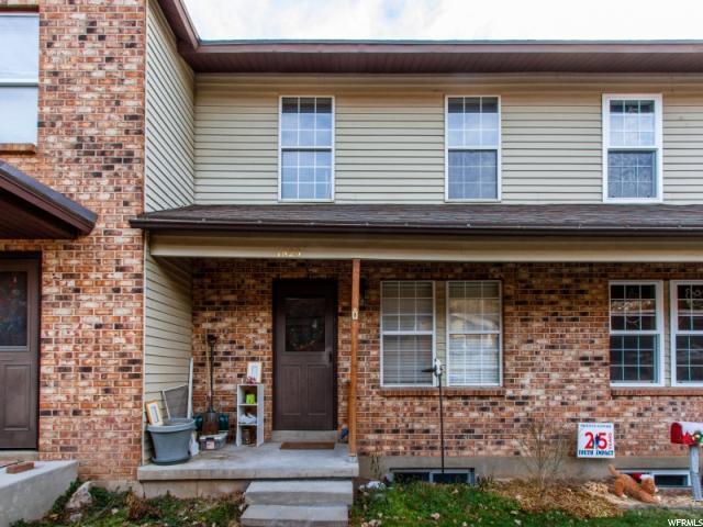 1629 E 1470 S 5D, Ogden, UT 84404 (#1572708) :: Powerhouse Team | Premier Real Estate
