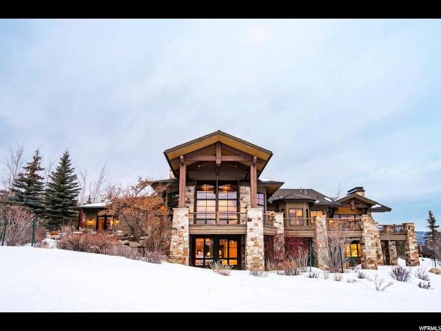 7418 Glenwild Dr, Park City, UT 84098 (MLS #1572718) :: High Country Properties