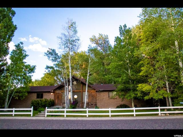 141 S Sunnybrook, Salina, UT 84654 (MLS #1572787) :: Lawson Real Estate Team - Engel & Völkers
