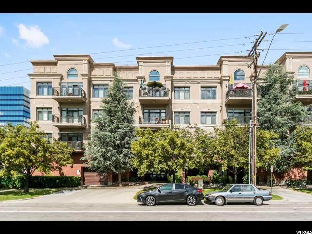 150 S 300 E #301, Salt Lake City, UT 84111 (#1572882) :: Powerhouse Team | Premier Real Estate