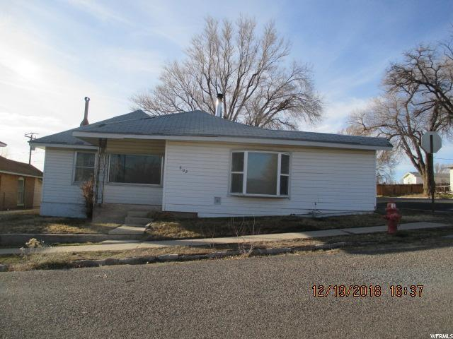602 S 500 W, Milford, UT 84751 (#1572925) :: Colemere Realty Associates