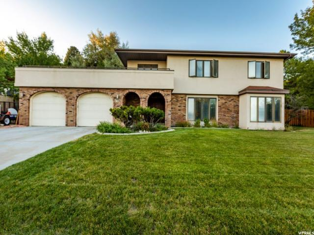 867 E Northcrest Dr N, Salt Lake City, UT 84103 (#1572965) :: Colemere Realty Associates