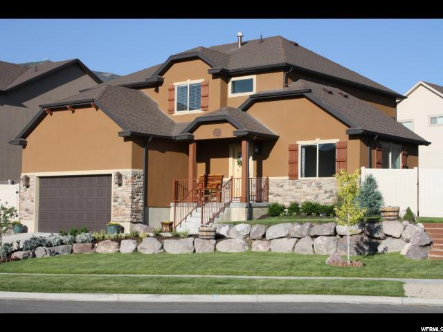 2635 S Lost Creek Cir, Saratoga Springs, UT 84045 (#1572983) :: Red Sign Team