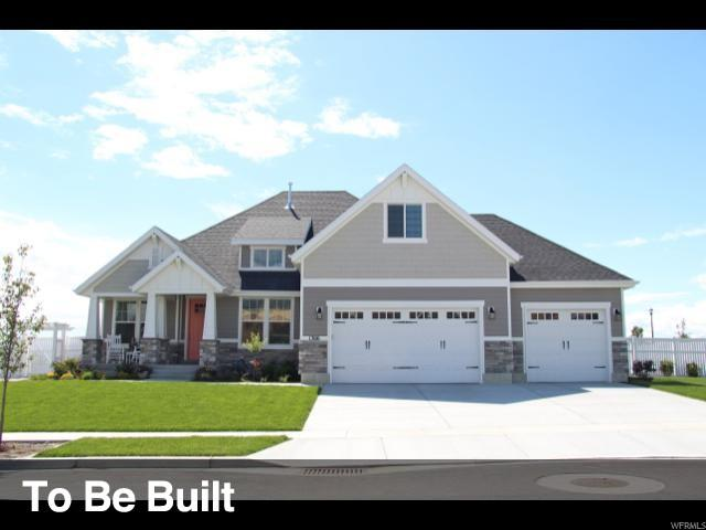 62 N Maple Bend Drive Dr #42, Spanish Fork, UT 84660 (#1573014) :: Colemere Realty Associates