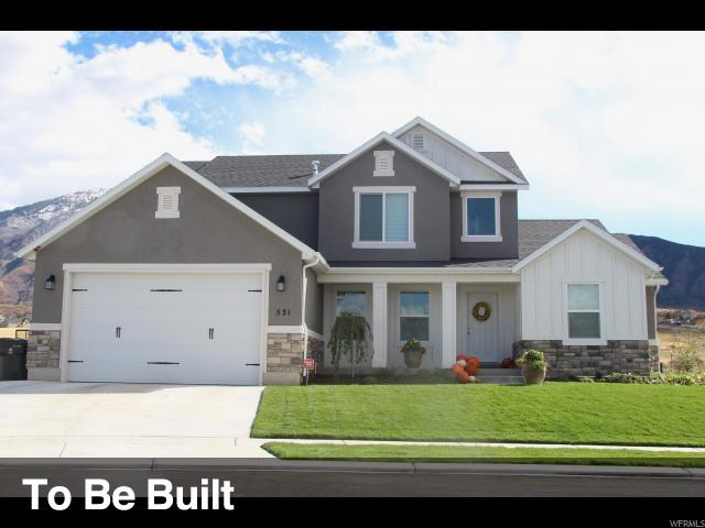 38 N Maple Bend Drive Dr #43, Spanish Fork, UT 84660 (#1573015) :: Red Sign Team