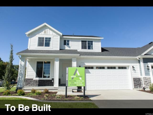 1294 W 170 S #30, Spanish Fork, UT 84660 (#1573031) :: The Fields Team