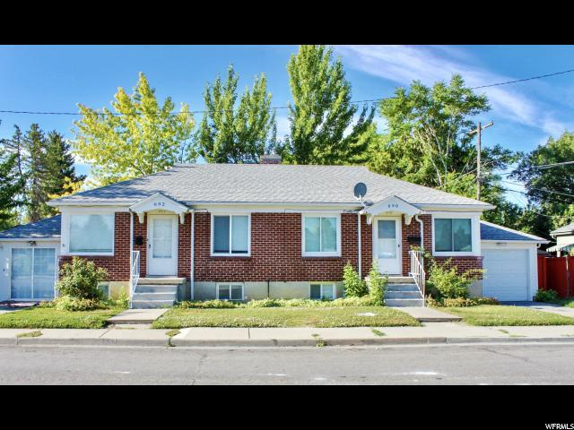 690 E 3065 S, Salt Lake City, UT 84106 (#1573049) :: Bustos Real Estate | Keller Williams Utah Realtors