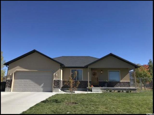 60 E 641 S, Ephraim, UT 84627 (#1573058) :: Powerhouse Team   Premier Real Estate