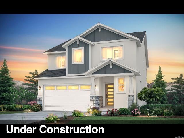 1063 W Albion Meadow Way #161, Bluffdale, UT 84065 (#1573071) :: Powerhouse Team | Premier Real Estate