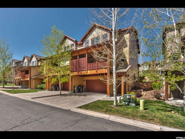5658 N Oslo Ln, Park City, UT 84098 (#1573088) :: Powerhouse Team   Premier Real Estate