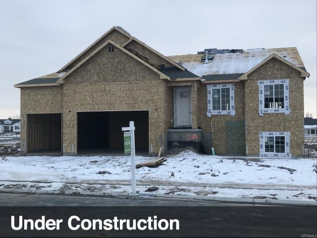5633 W 3900 S #20, Hooper, UT 84315 (#1573223) :: Powerhouse Team | Premier Real Estate