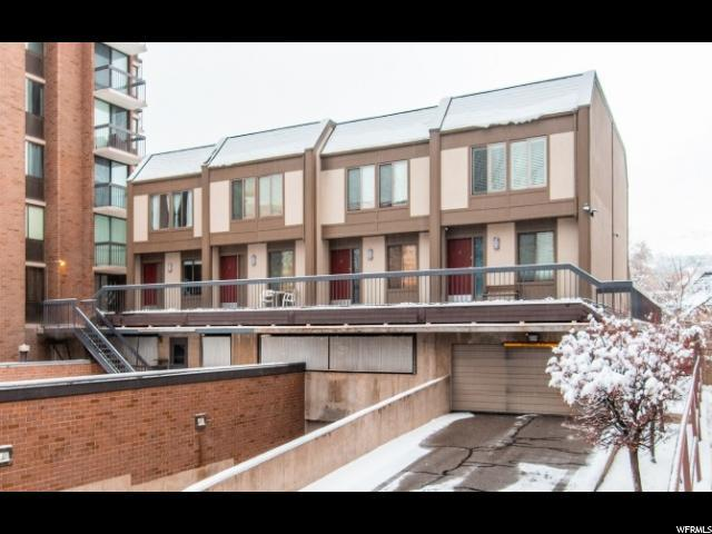 123 E Second Ave T6, Salt Lake City, UT 84103 (#1573368) :: Colemere Realty Associates