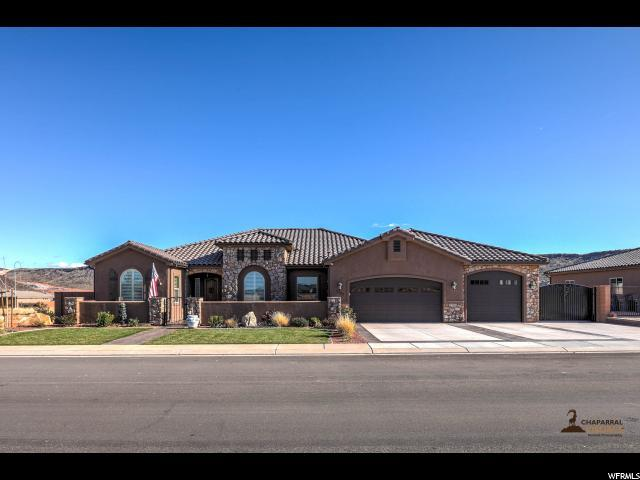 2777 S 3640 W, Hurricane, UT 84737 (MLS #1573369) :: Lawson Real Estate Team - Engel & Völkers
