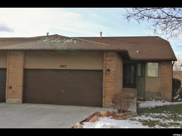 1989 S 1275 E #5, Ogden, UT 84401 (#1573388) :: Powerhouse Team | Premier Real Estate
