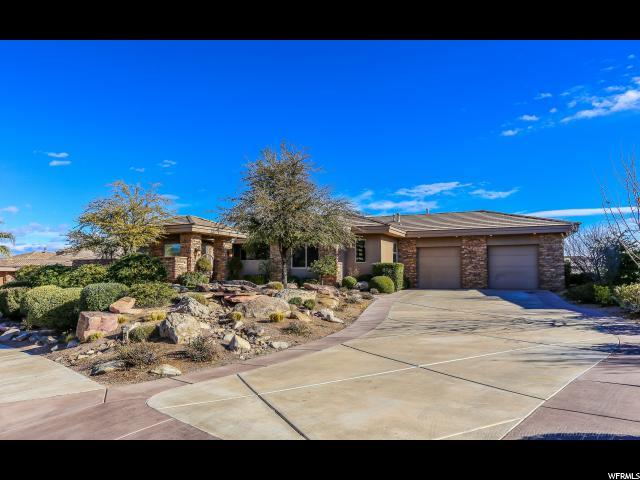1765 S View Point Dr, St. George, UT 84790 (#1573391) :: Colemere Realty Associates