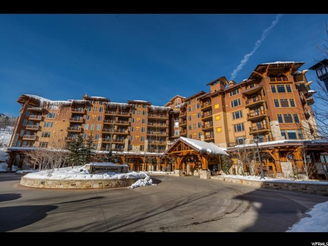 3551 N Escala Ct #305, Park City, UT 84098 (#1573442) :: Big Key Real Estate