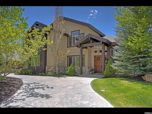 3047 W Creek Rd, Park City, UT 84098 (MLS #1573445) :: High Country Properties