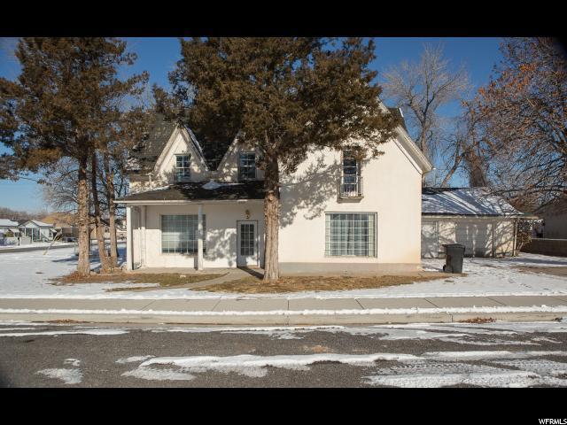 205 E Main, Salina, UT 84654 (MLS #1573479) :: Lawson Real Estate Team - Engel & Völkers