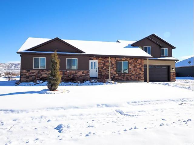 1989 Scenic Heights Cir, Francis, UT 84036 (MLS #1573530) :: High Country Properties