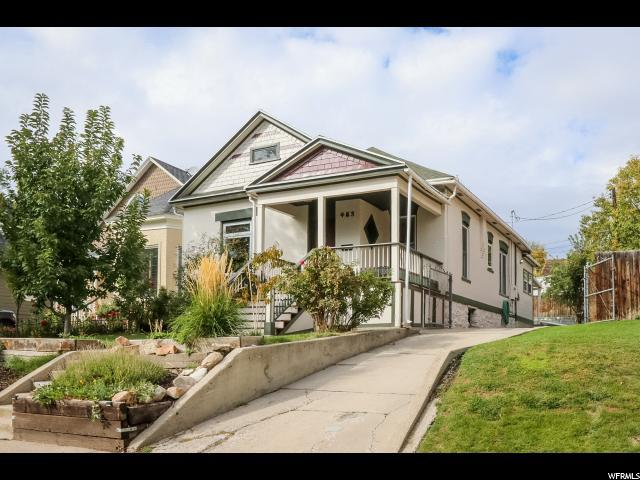 483 E 7TH Ave N, Salt Lake City, UT 84103 (#1573537) :: Colemere Realty Associates