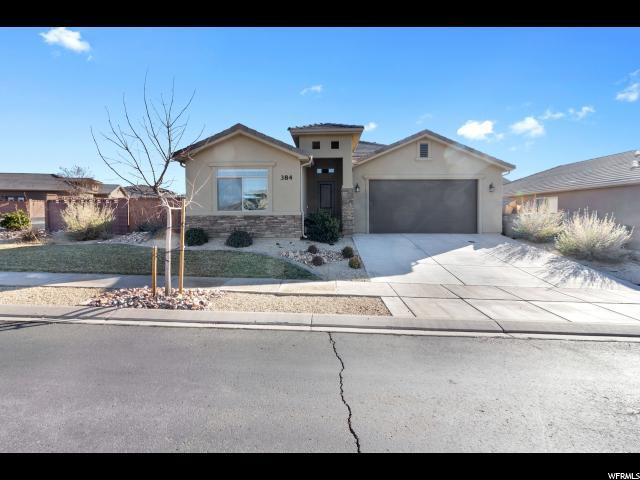 384 N 815 W, Hurricane, UT 84737 (#1573590) :: Powerhouse Team | Premier Real Estate